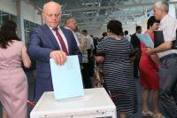 Процедура голосования была тайной, как во время выборов.