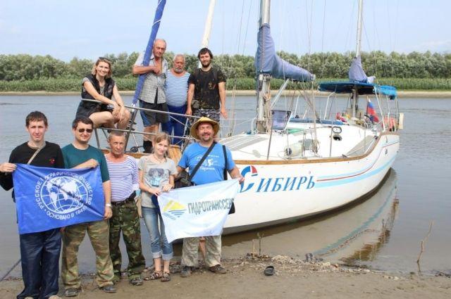 Участники экспедиции вернутся в Омск 6 августа.