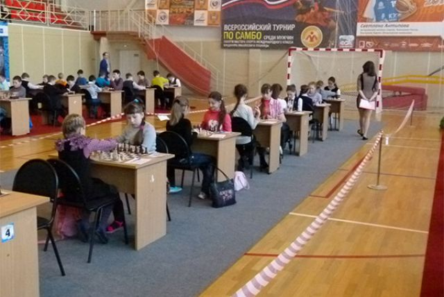 В школах могут появиться уроки шахмат.
