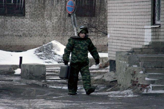 ВЮжно-Сахалинске сказали обомбе вмногоэтажном здании мэрии