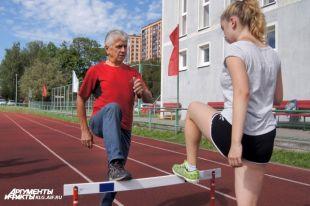 Геннадий Антунович знает, как воспитать настоящего чемпиона.