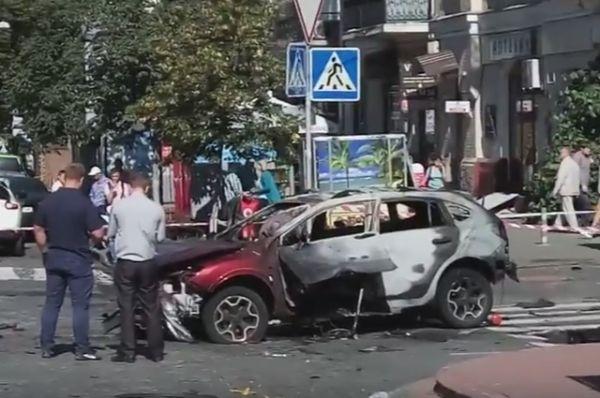 В МВД Украины считают расследование убийства Шеремета сложнейшим в истории