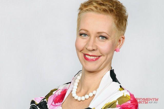 Татьяна Лазарева.