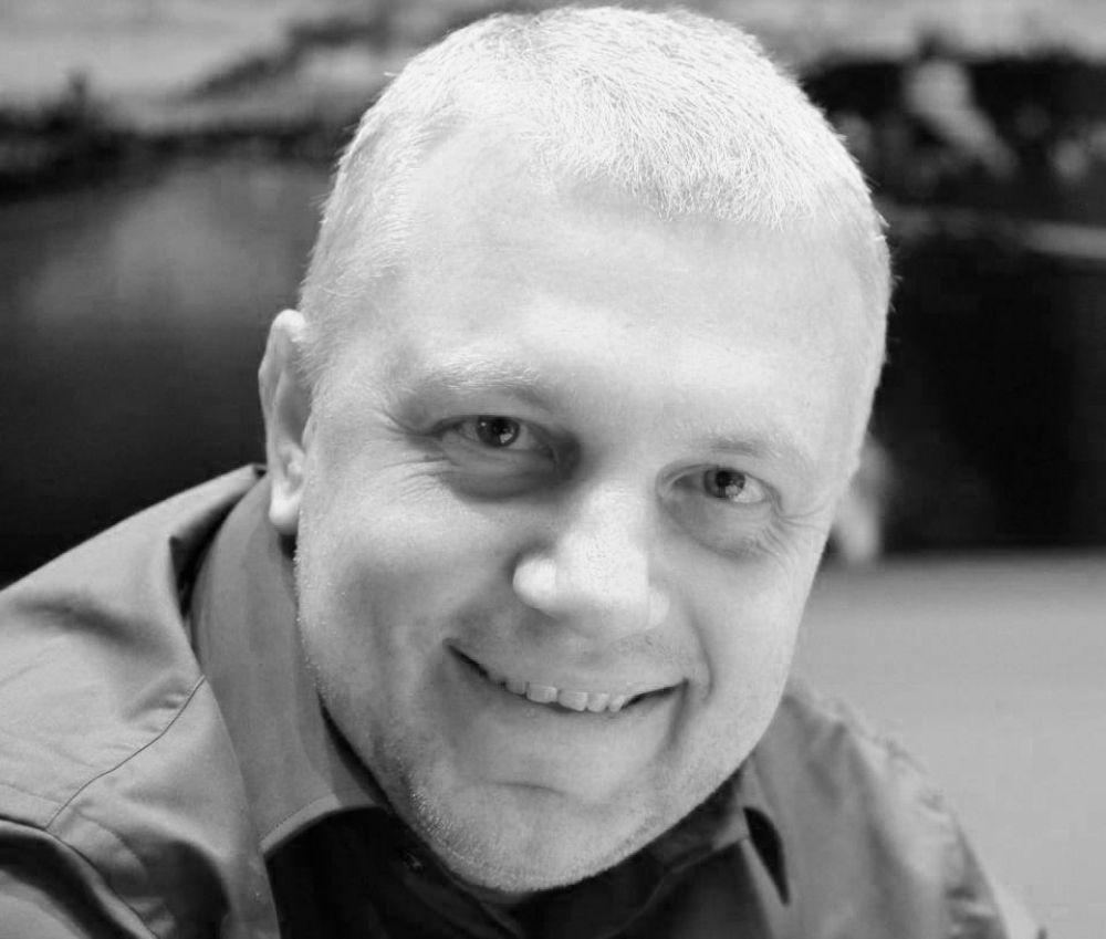 Павел Шеремет - известный журналист издания