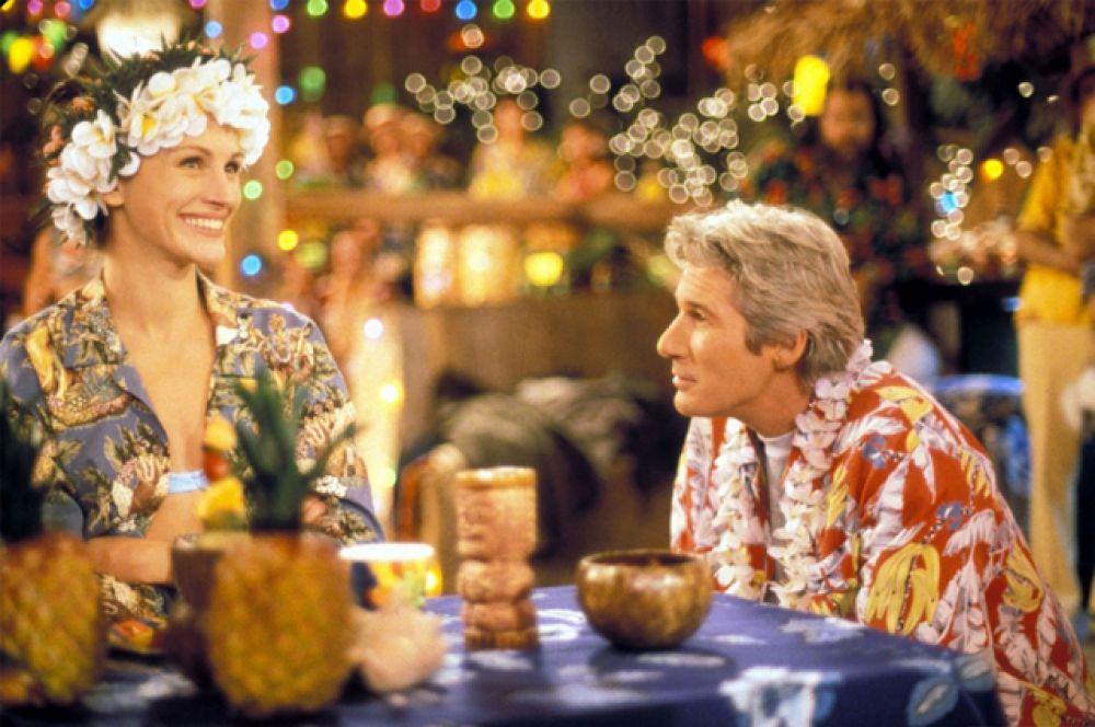 «Сбежавшая невеста» (1999). Фильм, где вновь сыграли вместе Джулия Робертс и Ричард Гир, рассказывает о том, что для того, чтобы найти настоящую любовь, иногда нужно четырежды сбежать с собственной свадьбы.