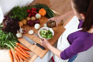 Летом ешьте как можно больше овощей.
