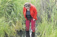 Семьи несколь лет стояли в очереди на землю, а получили болото.