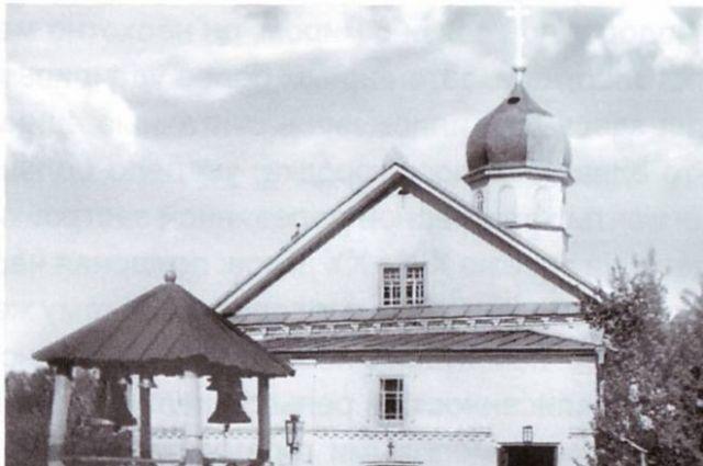 Старообрядческий мужской монастырь, устроенный в 1870-х архим. Серапионом (Абачиным) на земельном участке купца А. Д. Вехова. Официально зарегистрирован после 1905, в 1924 окончательно закрыт.