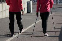 Такая ходьба полезна для здоровья.