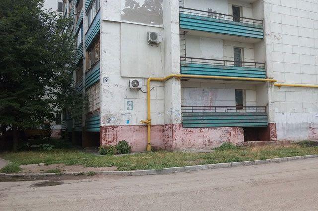 Преступление было совершено в доме №9 по улице Свободы