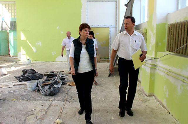 37 школ Калининградской области капитально отремонтируют к 1 сентября.