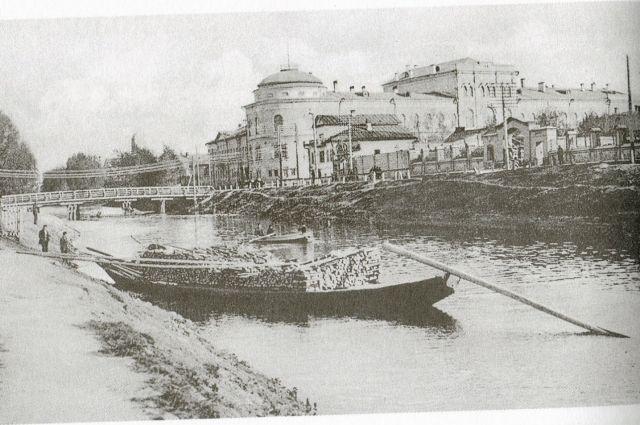 Еще в XIX веке Булак был судоходным.