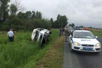 В Калининградской области в ДТП попал микроавтобус с 15 школьниками.