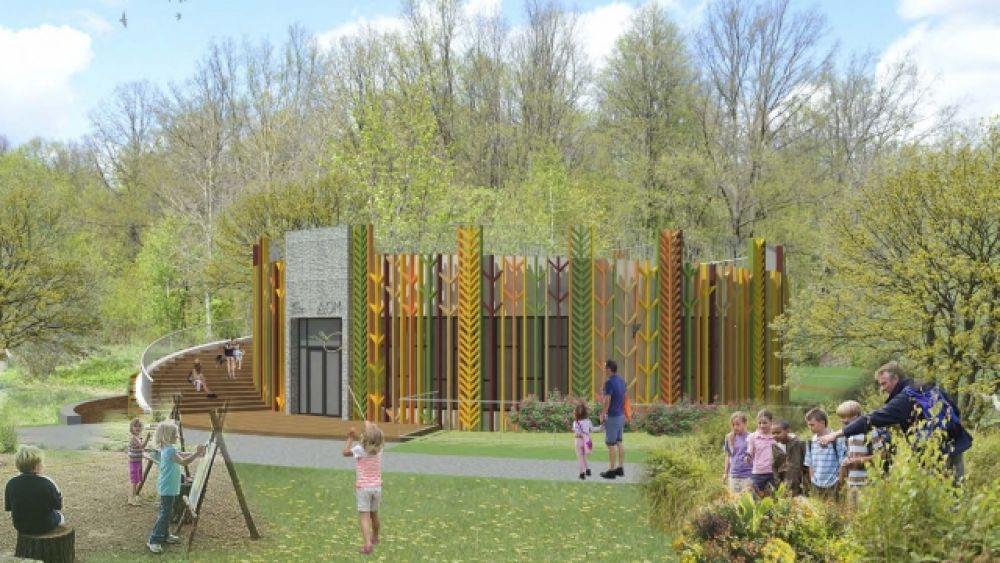 Эко-центр, где можно изучать ботанику и стать садоводом.