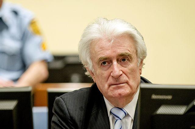 Осужденный за геноцид Караджич обжаловал приговор МТБЮ