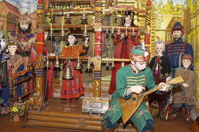 В семейном музее колокольной музыки «Угличские звоны» в городе Углич Ярославской области.
