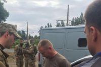 Задержанный замкомандира 53-й бригады