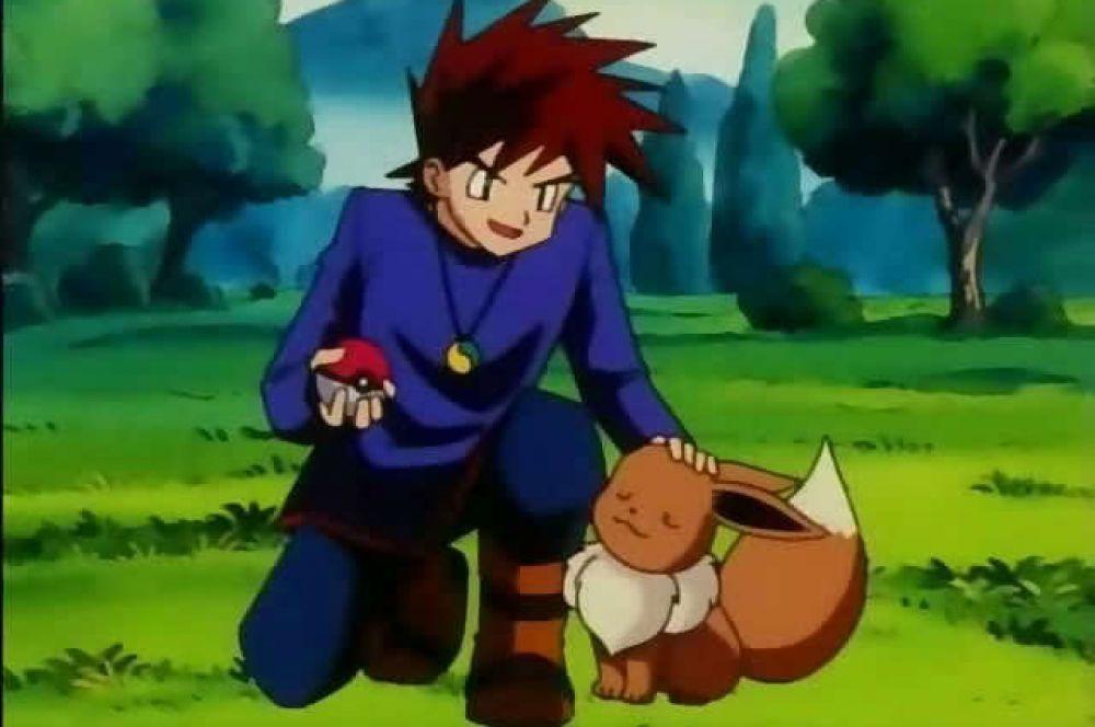 Иви. Этот покемон стал популярным благодаря тому, что он очень милый.