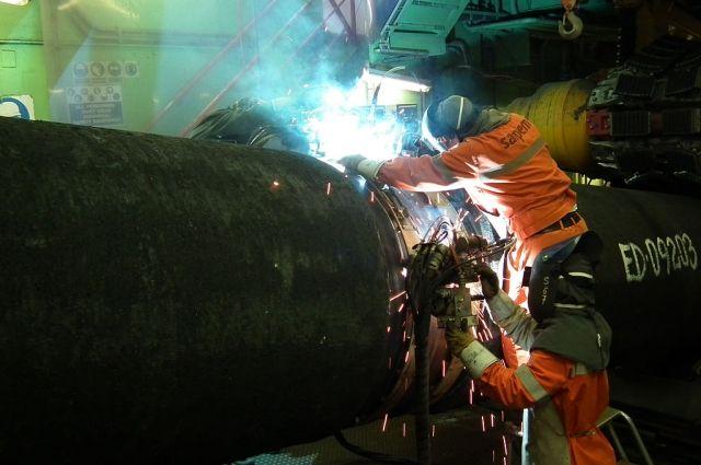 Польша пробует остановить строительство газопровода «Северный поток— 2»