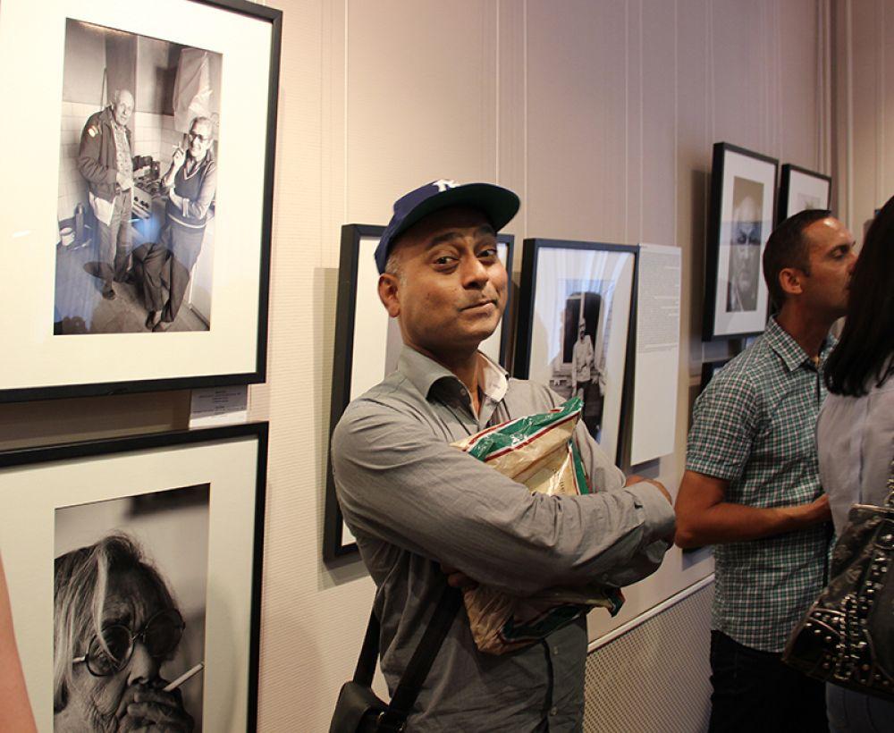 Выставка привлекла внимание гостей из-за рубежа
