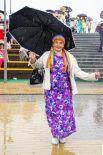 Танец с зонтиком.