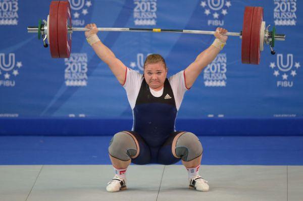 Татьяна Каширина, тяжелая атлетика, четырехкратная  чемпионка мира, рекордсменка мира.