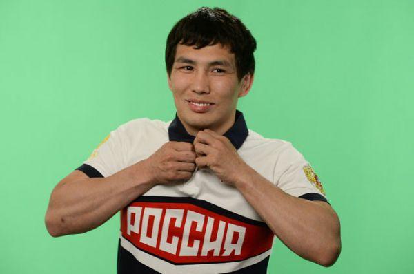 Виктор Лебедев, вольная борьба, двукратный чемпион мира.