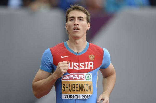 Сергей Шубенков, легкая атлетика, бег на 110 метров с барьерами, чемпион мира.
