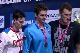 Калининградский пловец выступит на Олимпийских играх в Рио-де-Жанейро.