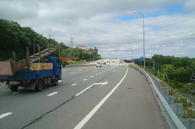 На дороге в Бердск часто случаются разные аварии.