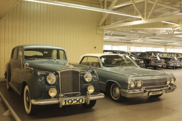 Оригинальный Bentley S1 1950 года выпуска, коллекционное издание
