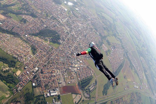 Сколько стоят занятия парашютным спортом