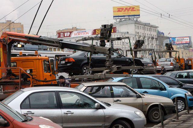 У Москвы нет цели заработать на автолюбителях.