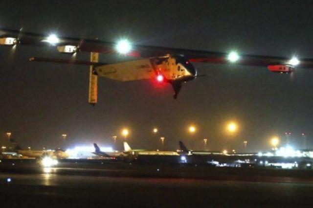 Самолет «Solar Impulse-2»