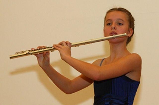 Юная калининградка стала участницей юношеского симфонического оркестра Юрия Башмета