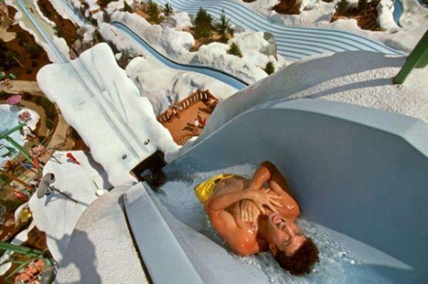 Горка в парке Walt Disney World, который находится во Флориде, США. Высота - 36 метров
