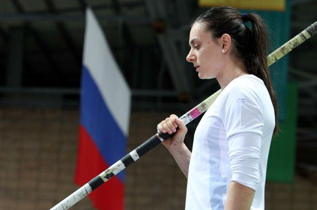 В участии в Олимпиаде Елене Исинбаевой, установившей 28 мировых рекордов, ОТКАЗАНО...