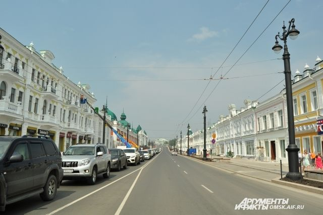 Любинский проспект уже радует горожан отреставрированными фасадами.