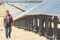 В Оренбургской области для производства электроэнергии используется бесплатное природное сырье – солнце.