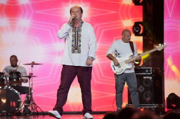 Вот выступление ТИК на сцене в Латвии