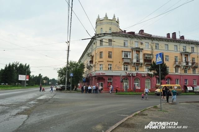 Ремонт улицы Богдана Хмельницкого затянулся из-за дождей.