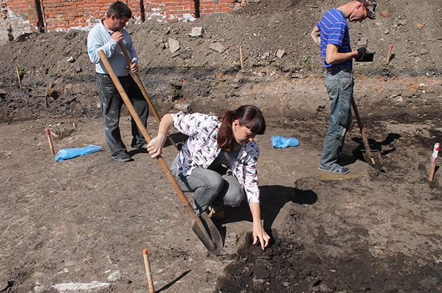 Археология - это не только раскопки, это романтика, особая атмосфера и люди.