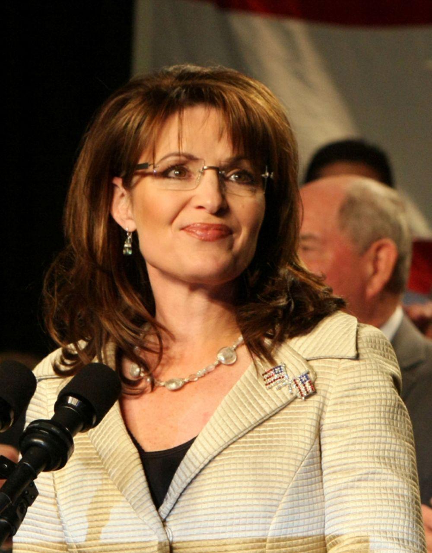 Сара Пэйлин была второй в истории США женщиной, выдвинутой на пост вице-президента от республиканской партии. В 2008-м пара Джон Маккейн — Сара Пейлин проиграли Бараку Обаме и Джо Байдену.