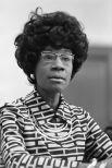 В1972 году Ширли Чисхолм она выдвинула свою кандидатуру на пост президента от Демократической партии, став первой афроамериканкой, выдвигавшейся на эту роль.