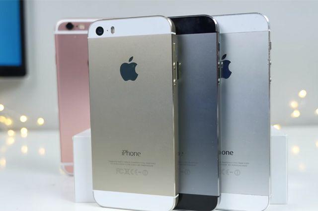 Глава Apple объявил о продаже миллиардного iPhone