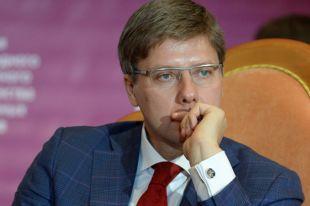 Мэр города Риги Нил Ушаков.