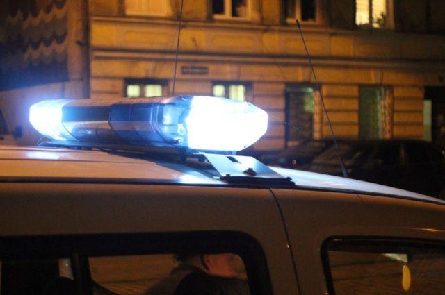 Очевидцы сообщили о гибели мотоциклиста на трассе под Гурьевском.