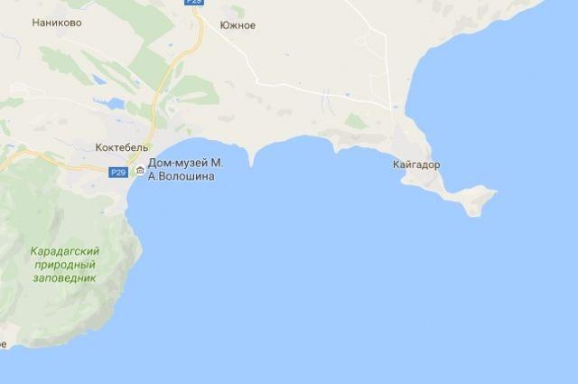 Курортный поселок Орджоникидзе стал Кайгадором