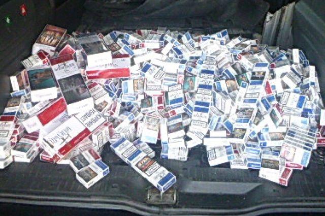 Поляки возбудили уголовное дело против калининградца за контрабанду сигарет.