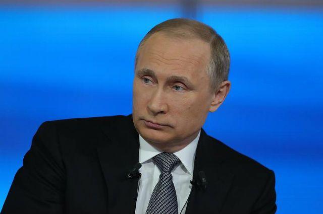 Крымский федеральный округ упразднен указом В. Путина